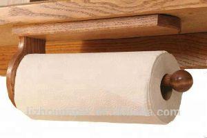 Preiswerte Soem-Jungfrau-hölzerne Massen-Küche-Papier-Rolle