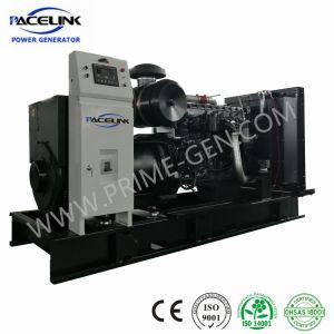 30 Ква~500Ква (FPT IVECO) на базе открытого типа дизельный генератор с CE/ISO