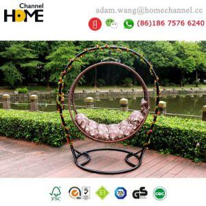 2018 Nuevo Diseño Exterior jardín moderno Sillón Swing-628