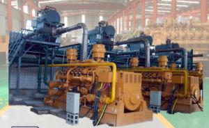 500квт 1 МВТ природный газ/генератора Генератор метана на заводе с маркировкой CE ISO утвержденных