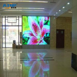 Taux de rafraîchissement élevé de l'écran Affichage LED intérieure pleine couleur pour mariage