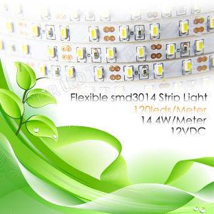 Tira SMD 3014tira flexible de 120 LED SMD3014