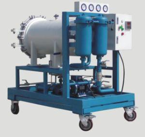 Het Filtrerende Systeem van de Olie van de samenvoeging & van de Dehydratie