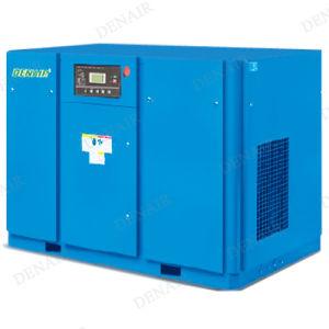Compresor de aire de tornillo rotativo Oil-Sealed Bombas de vacío