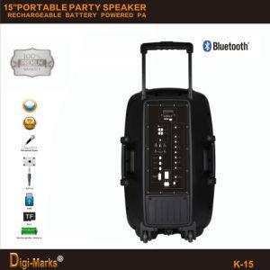 Bien diseñados de alta calidad profesional Wireless Batería Altavoces portátiles