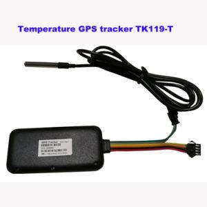Web PlatformおよびAPP Tk119-Tの温度Truck Tracker GPS Tracking System Tracked