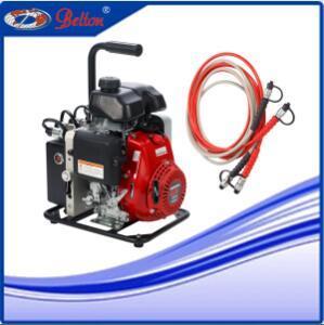 Hydraulische Motor-Pumpe u. Hochdruckpumpe mit hoher Mobilität und kleinen Geräuschen (BE-MP-2-63/0.66)