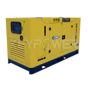 Keypower wassergekühlter Generator 10kVA auf Verkauf mit Metallkabinendach