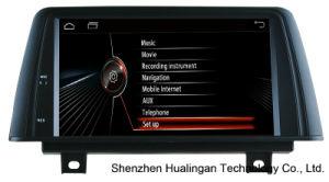 Écran tactile DVD de voiture avec GPS pour BMW 1 F20/2 F22/F23 avec écran tactile 800*480 DVD Téléphone TV Radio GPS Bluetooth USB SD MP5