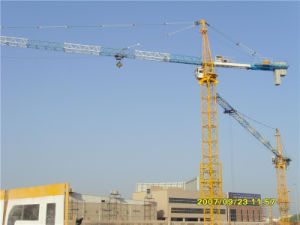 Fábrica de China Hsjj 8t Self-Rising grúa torre con Ce SGS