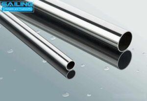 L 304/316сшитых санитарных трубы из нержавеющей стали производства по ISO при послепродажном обслуживании