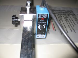 ヒートシールする機械(GFQ)を作る冷たい切断袋を