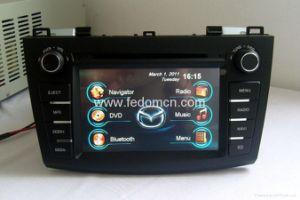 Auto DVD GPS Bluetooth Navigation를 가진 Mazda 3을%s 7 인치 Car DVD Player (C7028M3)