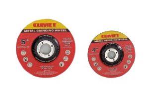 Disco di molatura depresso del centro per l'abrasivo del metallo (100X6X16mm) con i certificati del MPa