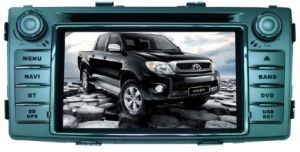 Car DVD Player with GPS for Toyota Hilux