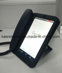 Grande telefono senza fili fisso Android dello schermo 4G Lte