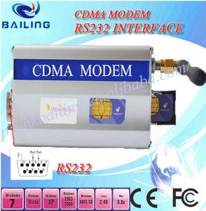 CDMA Q2438f/J Modem, RS485, RS232, USB2.0 Interface Optional, Dualband 800/1900MHz