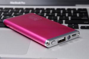 4200mAh batería externa portátil, batería externa para IPhone, teléfono móvil, MP3/4 (TB-04) (TB-PW004)