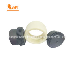 Shaft Connections를 위한 S-32 Nylon Sleeve Gear Coupling