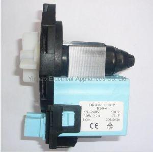 Pompe de vidange (non-injecté bobine)
