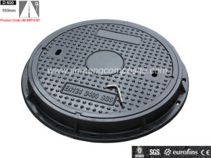 Road FacilityのためのEn124 SMC Composite Resin Manhole Cover
