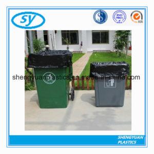 Excellente qualité d'accepter d'impression personnalisé sac à ordures en plastique
