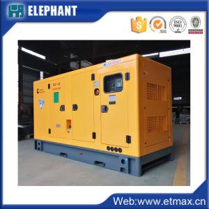 40kVA無声Yangdongの発電機の三相出力タイプ音によって検査されるディーゼル発電機50Hz