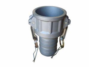 Parti di alluminio/inossidabili/tipo C di /Coupling/Valve dell'accoppiamento del Camlock di Steel/PP/Brass