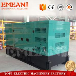 La norme ISO9001 silencieux 62,5 kVA Diesel Generator avec Yuchai YC4d85z-D20