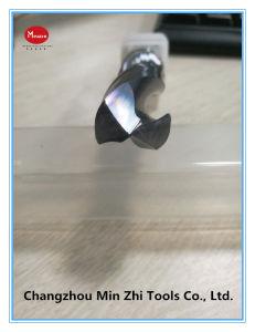 Foret en carbure de tungstène solide Twist