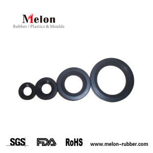 Petites rondelles en caoutchouc de silicone à haute résistance à la pression pour la machine