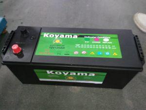 Camión Resistente Sellada sin Necesidad de Mantenimiento de Batería 62034 12V120ah