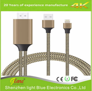 USB de alta calidad tipo C para HDMI Cable