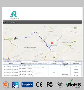 La mejor gestión de flotas GPS de seguimiento de la plataforma de software