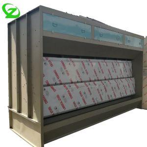 Hochwertiger attraktiver und angemessener Preis-Fabrik-Wasser-Vorhang-Spray-Stand