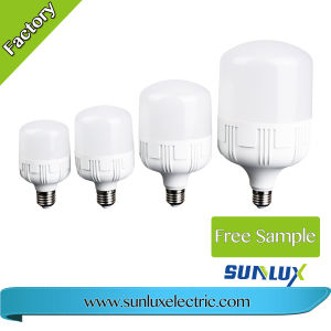 Iluminação economizadora de energia T140 50W E27 Preço LED US$ 0,1 homologada