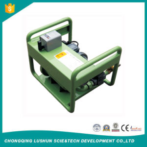 Ls-Jl-50b de mano de filtración de aceite de la cesta