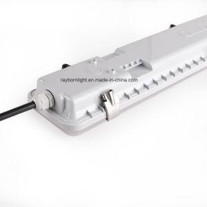 1200mm 4FT 40W de Verlichting van de Waterdichte LEIDENE Strook van het tri-Bewijs voor Garage