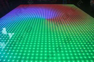 Brevetto sottile e portatile eccellente di vendita superiore LED Dance Floor