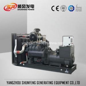 Wassergekühlter 500kVA 400kw Deutz elektrischer Strom-Dieselgenerator mit Cer