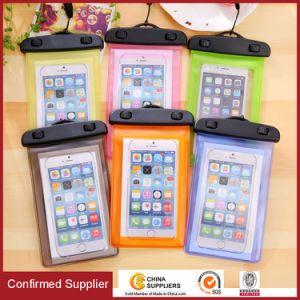 Sacchetto impermeabile universale del sacchetto asciutto del telefono delle cellule di caso per il telefono fino ad un massimo di 6.0