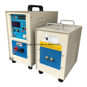 高周波誘導電気加熱炉をろう付けする中国の製造の炭化物ツール