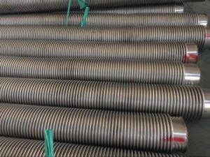 高品質の組みひもが付いている環状の波形のステンレス鋼の軟らかな金属のホース