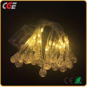 Luz de Natal de LED Luzes Natalinas cor substituível String LED luzes de Natal