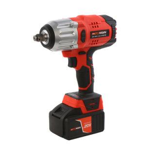18V 600n. M Impact sans fil clé clé électrique sans balai power tool outil électrique