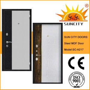 Главный вход передней двери безопасности из Сталь холодной