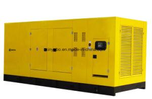 방음으로 놓이는 24kw Lovol 디젤 엔진 Generatorr