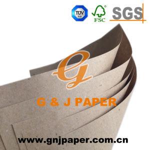 China Proveedor Natural de grosor de papel Kraft lavable
