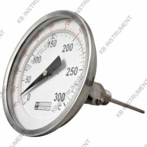 Alta o temperatura insufficiente 2  3  4  50mm, 75mm, 100mm, calibro di temperatura/termometro bimetallico