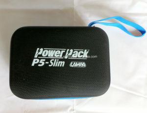 Nouvel ordinateur portable batterie Chargeur de voyage d'urgence cas de la Banque d'énergie solaire